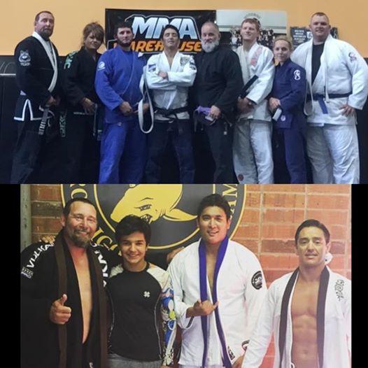 Rodrigo Salazar Iowa Lakes Jiu Jitsu Seminar